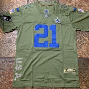 Zeke Elliott - Salute to Service Jersey
